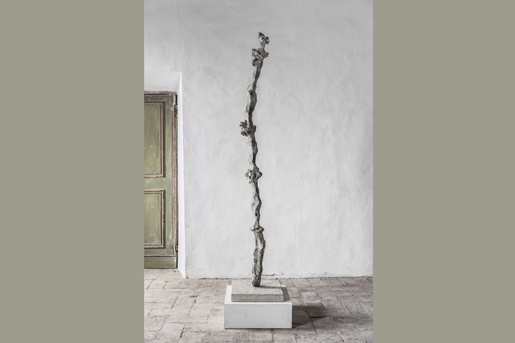 Alessandro Twombly, Sirdana, 2011, bronzo, 198x16x16cm ph Serge Anton_LR copia copia