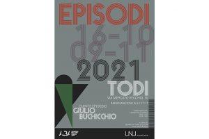 EPISODIO 5: GIULIO BUCHICCHIO